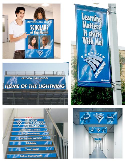School-Wide Branding